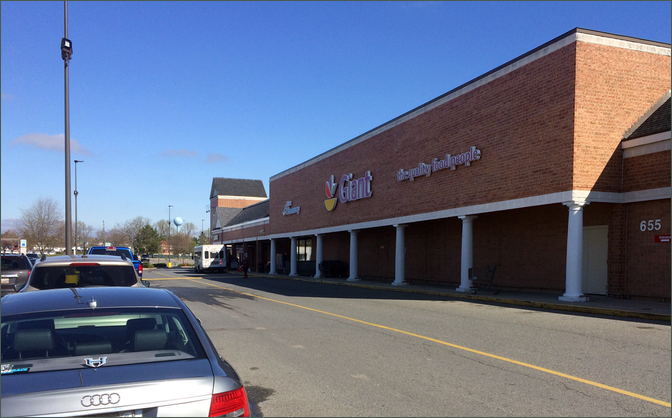Retail Storefronts for Rent Prince Frederick MD – Pad Available - Fox Run – Calvert County