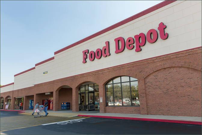 Commercial Rental Property Next to Food Depot – Rex GA