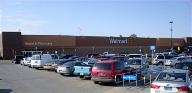 Available Retail Space Marion IN - Valley View Plaza – Grant County