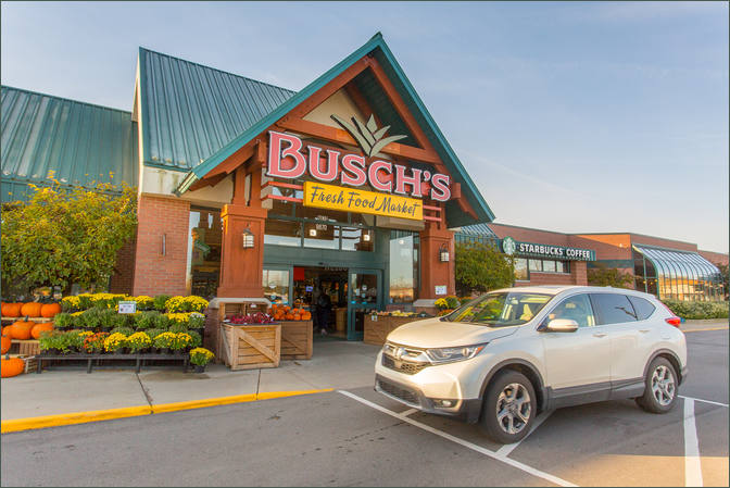 Restaurant Space for Lease Brighton MI - Grand Crossing – Livingston County