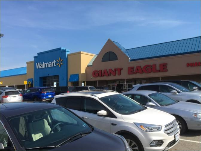 Shopping Space for Lease – Bethel Park PA