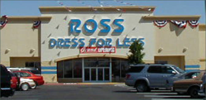 Retail Space for Lease Odessa TX Next to Ross Dress for Less - Winwood Town Center