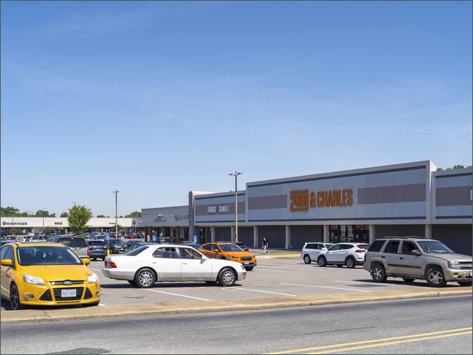Restaurant Space for Rent Richmond VA – Pad Available - Tuckernuck Square - Virginia