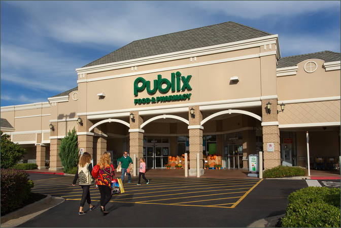 Braselton GA Commercial Retail Space For Lease Next to Publix