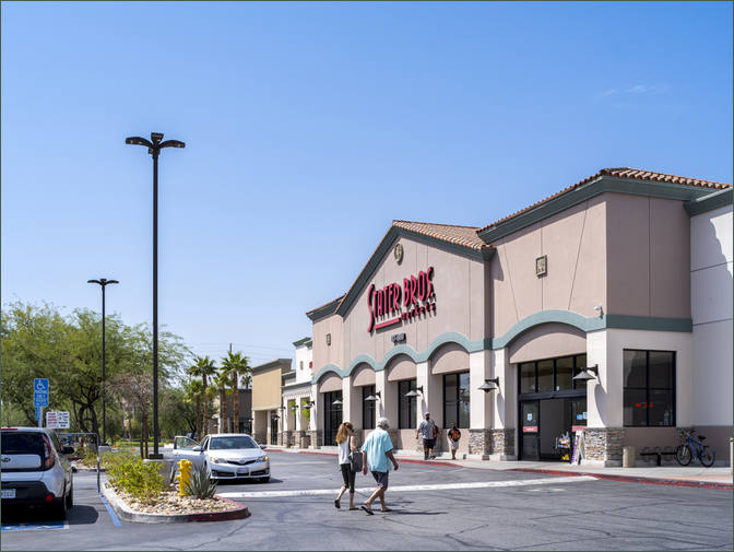 Commercial Retail Property Cathedral City CA - Plaza Rio Vista – Riverside County