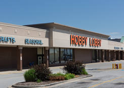 Retail Stores for Lease Southfield Plaza – Bridgeview IL – Cook County