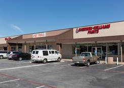 Small Restaurant Space for Lease Garland TX- Village Plaza