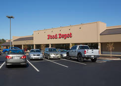 Shopping Center Space for Lease Fayetteville GA - Banks Station