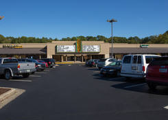 Lease Retail Space Fayetteville GA