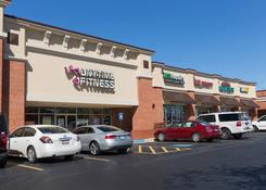 Small Retail Space for Rent - Cummings GA