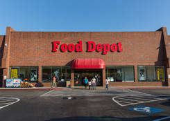 Lease Commercial Space Next to Food Depot