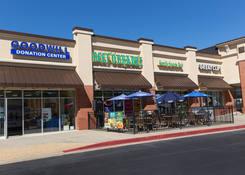 Restaurant Spaces for lease - Cummings GA
