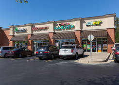 Shops for Lease Cummings GA - Forsyth County