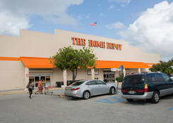 Lease Retail Space Miami FL Next to Home Depot - Mall at 163rd Street