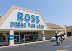 Lease Retail Space Next to Ross Dress For Less – Bakersfield Plaza