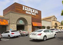 Lease Retail Space Next to Grocer Barron's Market - California Oaks Center