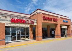 Storefront for Rent Ellisville MO - Ellisville Square - St Louis County