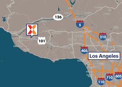 Retail Space For Lease - Carmen Plaza Ventura County California