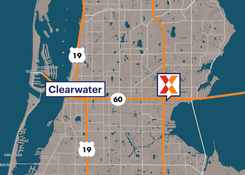 Retail Space For Lease - Clearwater Mall Clearwater Florida