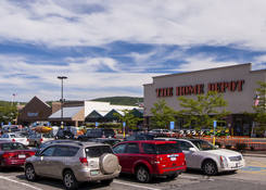 Lease Commercial Retail Space Next to Home Depot Pittsfield MA - Berkshire Crossing