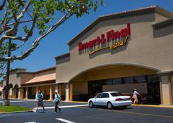 Retail Property - San Dimas Plaza California – Los Angeles County